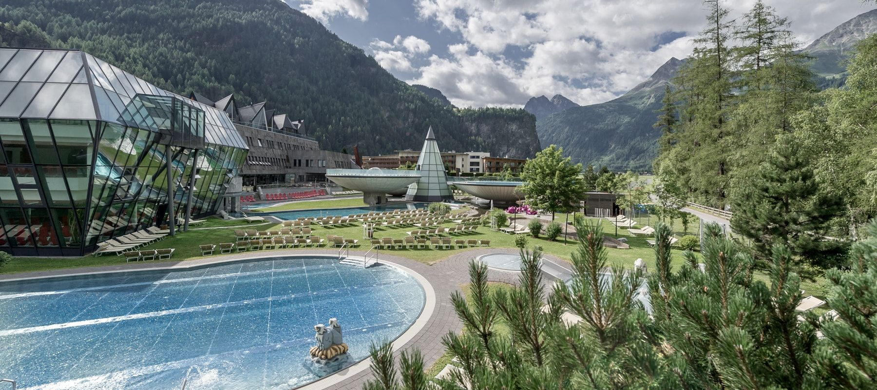Wellnessurlaub-Therme-Aqua-Dome